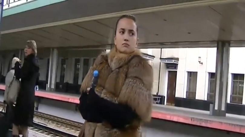 Ukrainians preparing for wintertime at Shulyavski Market