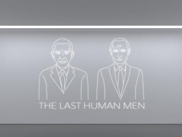 The last Human Men