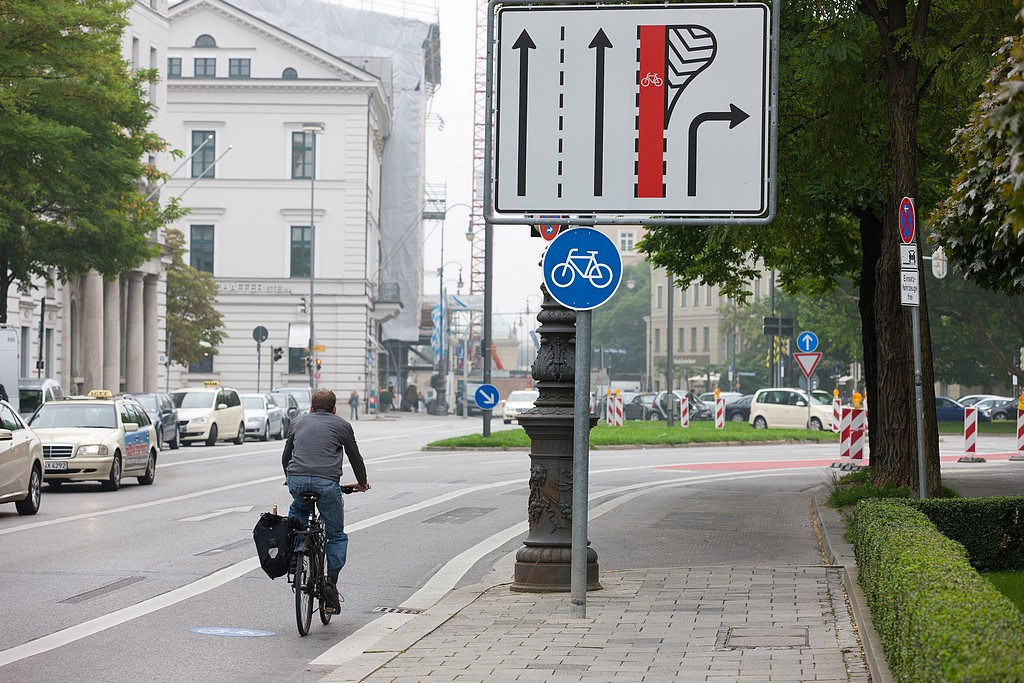 "The online course ""bicycle infrastructure"" from Urban Mobility Solutions"