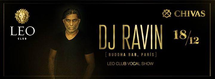 dj Ravin (Buddha bar Paris)