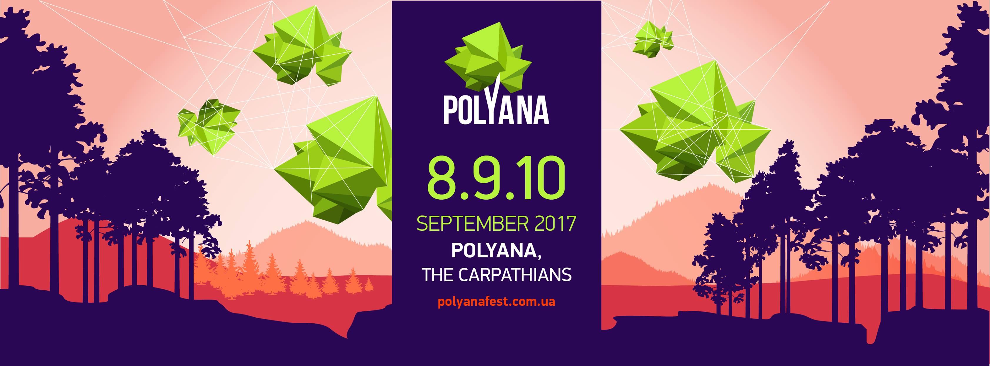 Polyana Festival 2017 September 8-11
