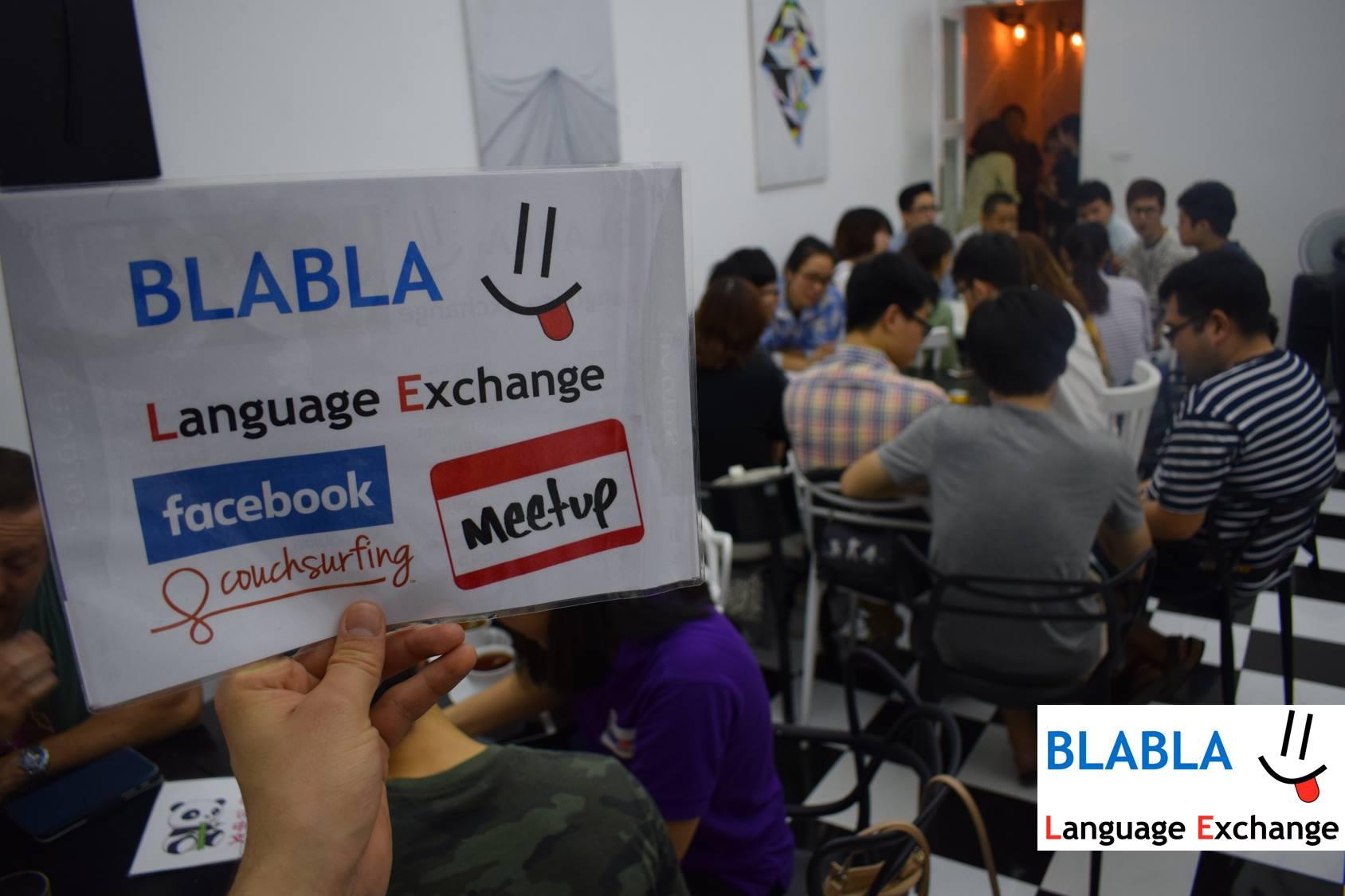Language Exchange events around the World. September 7