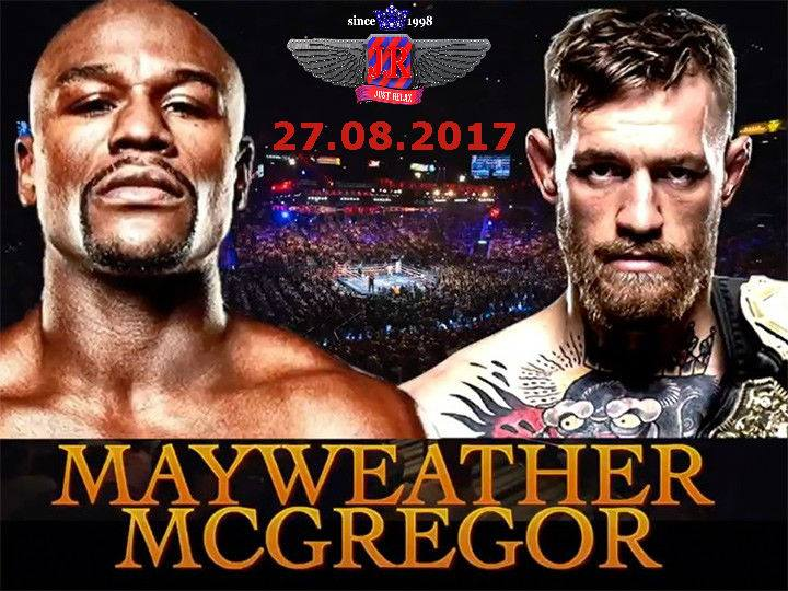 The Money Fight: Floyd Mayweather vs Conor McGregor. August 27