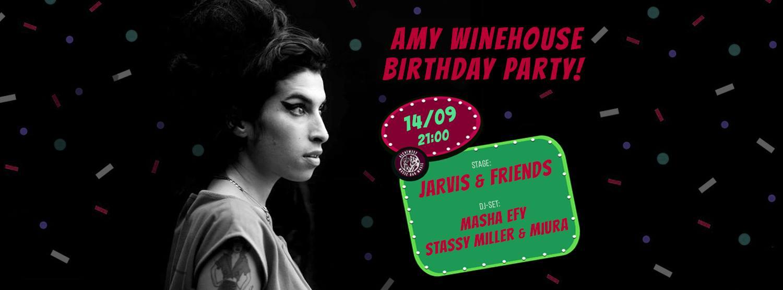 Amy Winehouse Birthday Party! September 14