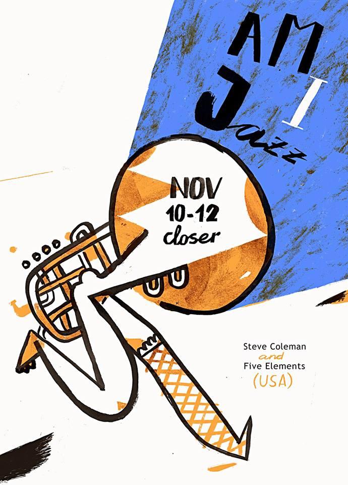 AMIJazz festival '17.  November 10  – 13