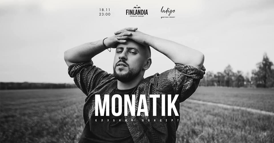 Monatic – November 18