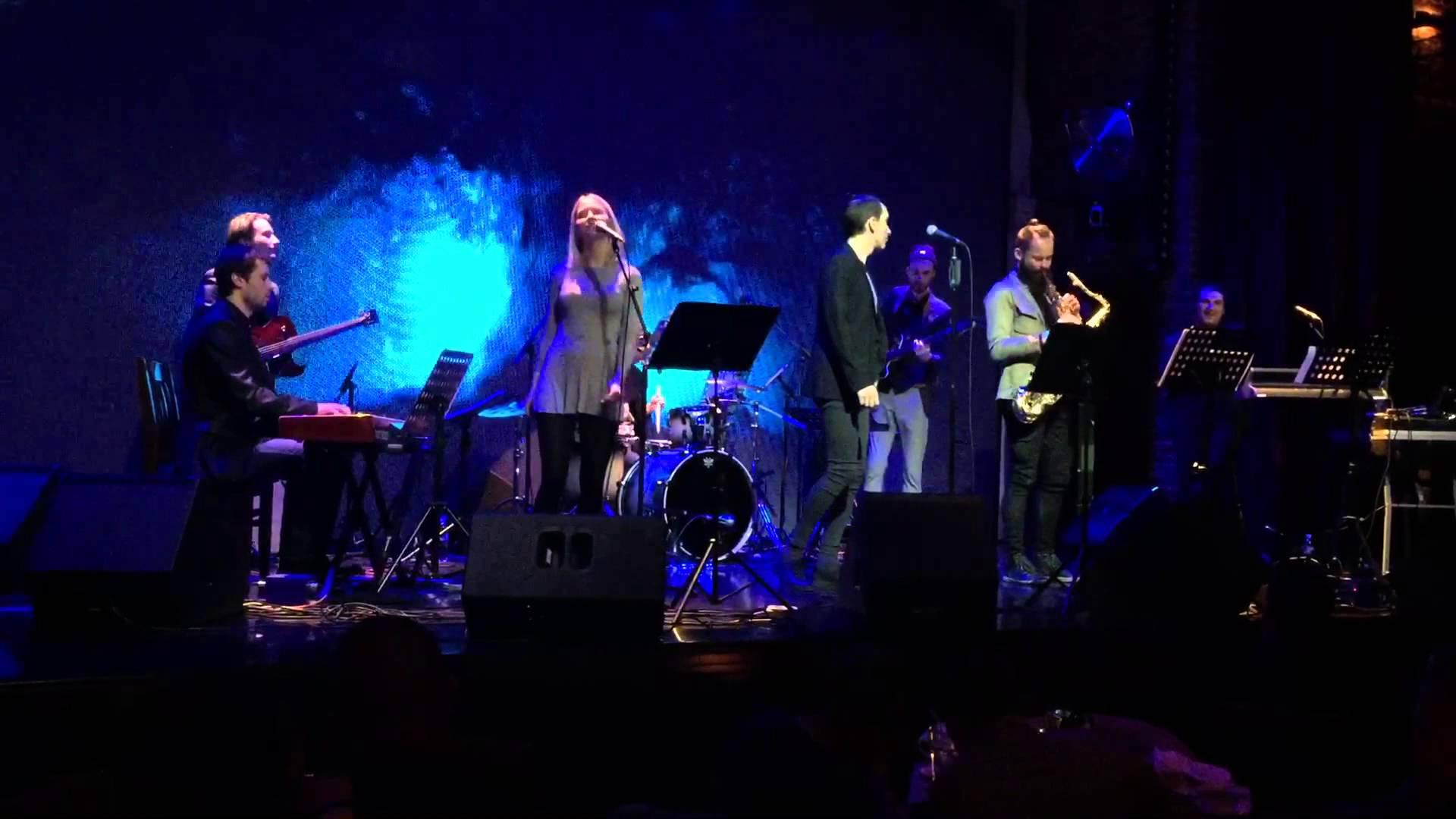 Live Jazz. November 9