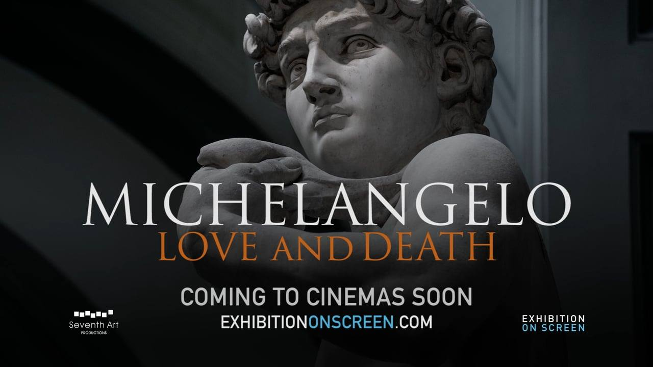 Additional show! Michelangelo: Love and Death. December 10