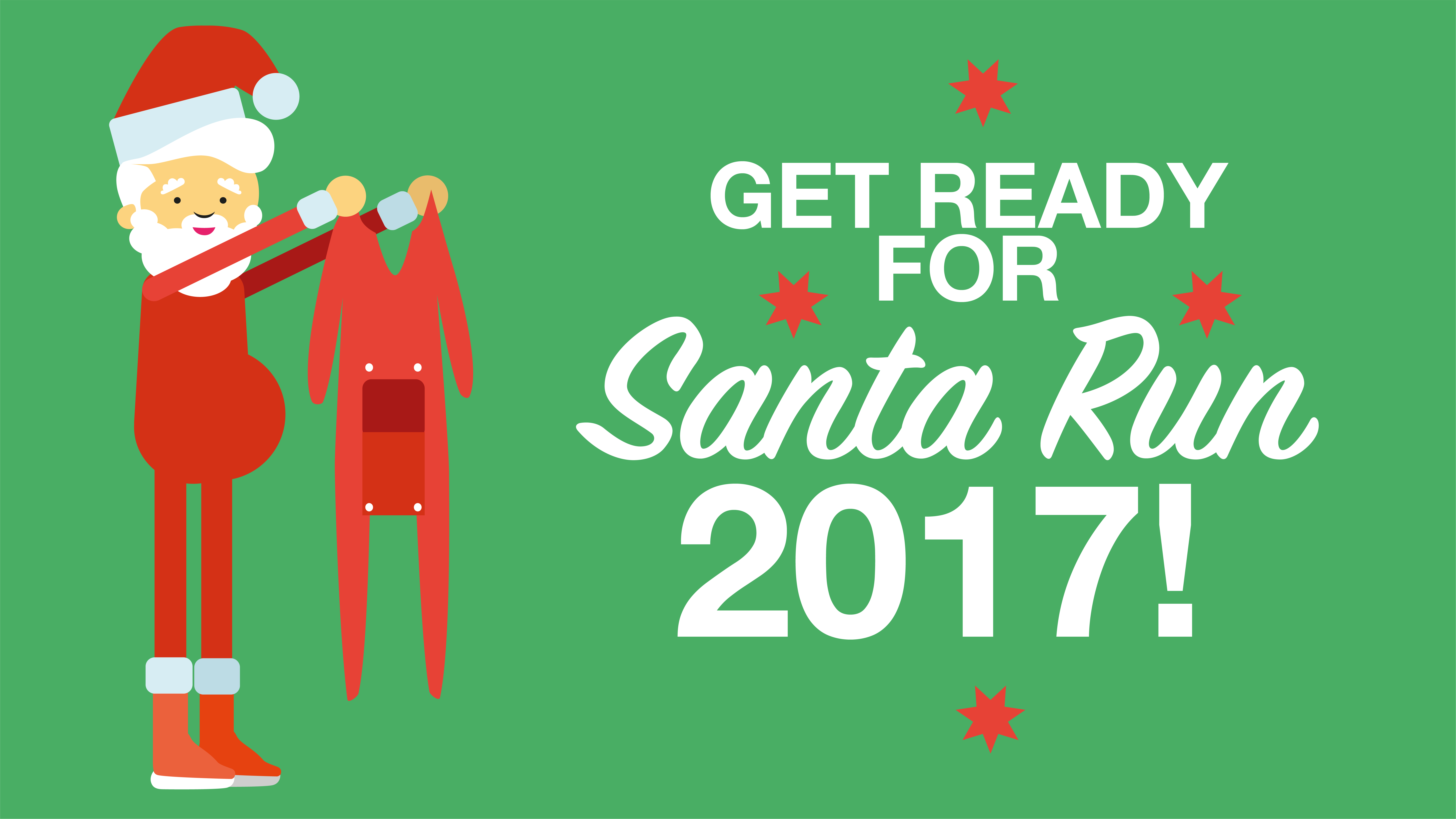 Trukhaniv Santa Run 2017! December 30