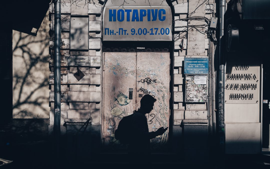 The State of Kyiv: 30 March 2020