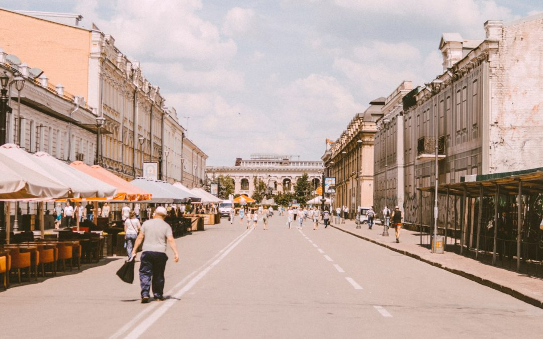 The State of Kyiv: 1 June 2020