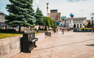 The State of Kyiv: 10 August 2020