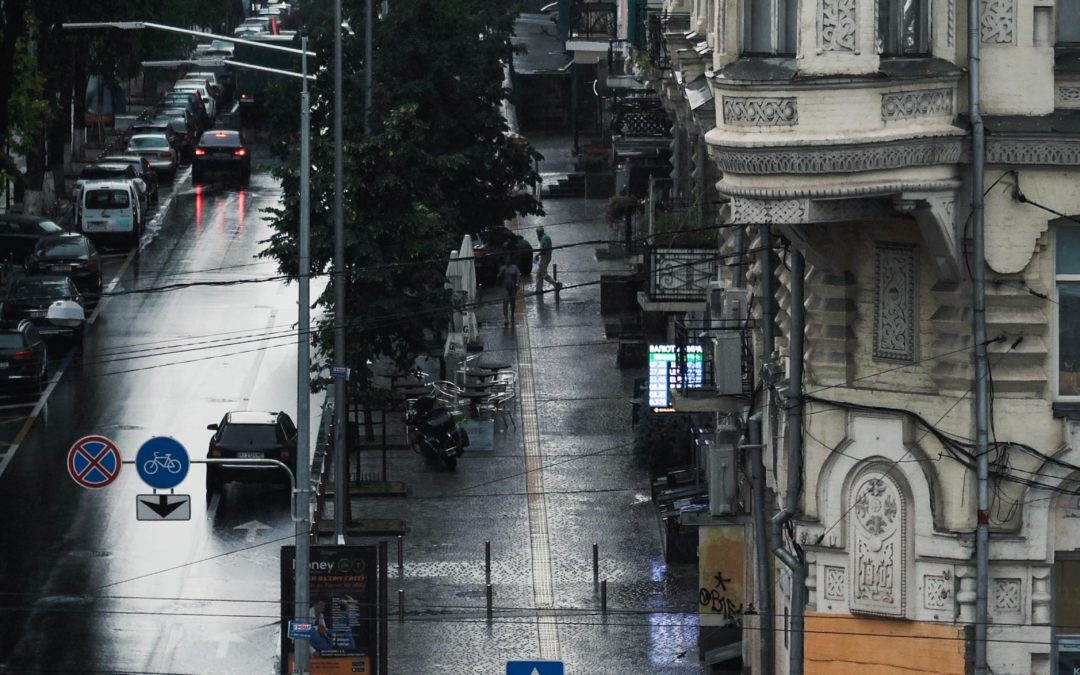 The State of Kyiv: 19 October 2020